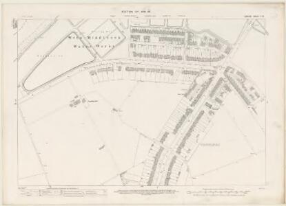 London X.15 - OS London Town Plan