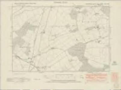 Lincolnshire LXXII.NW - OS Six-Inch Map