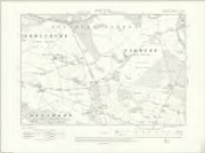 Cheshire XL.NW - OS Six-Inch Map