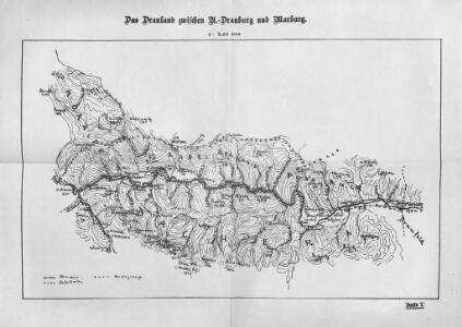 Das Drauland zwischen U.-Drauburg und Marburg