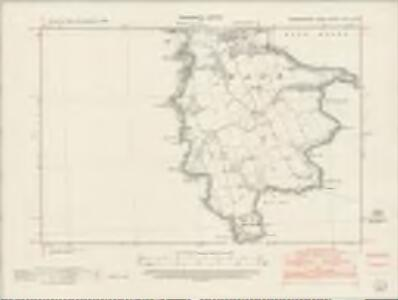 Pembrokeshire XXXVIII.NW & SW - OS Six-Inch Map