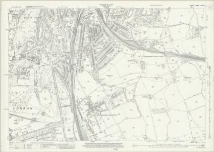 Surrey XXXIV.4 (includes: Horley; Nutfield; Reigate) - 25 Inch Map