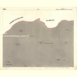 Vollmau Unter - c1279-1-008 - Kaiserpflichtexemplar der Landkarten des stabilen Katasters