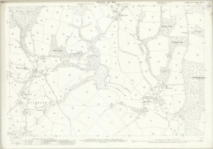 Sussex XXII.2 (includes: Lodsworth; Lurgashall) - 25 Inch Map