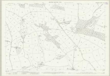 Devon XLV.12 (includes: Halberton; Tiverton) - 25 Inch Map