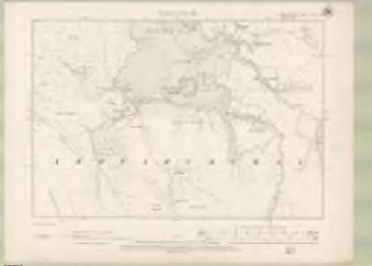 Argyll and Bute Sheet XVI.SW - OS 6 Inch map