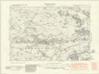 Yorkshire CCXVI.NW - OS Six-Inch Map