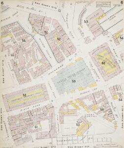 Insurance Plan of Sheffield (1896): sheet 6
