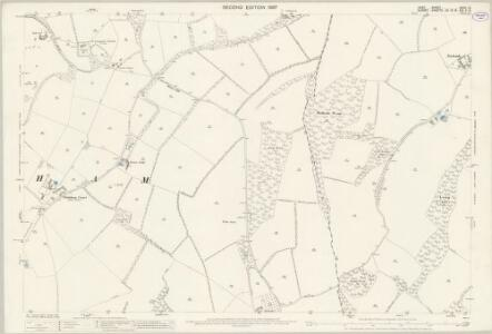 Kent XXVII.12 (includes: Chelsham; Orpington) - 25 Inch Map