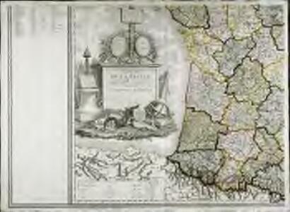 Carte de la France, 3
