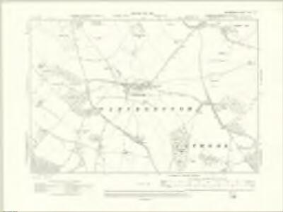 Berkshire XX.SE - OS Six-Inch Map