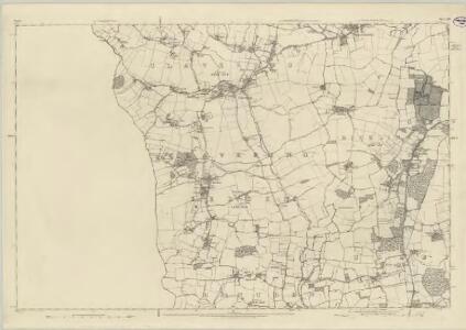 Essex XI - OS Six-Inch Map
