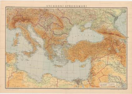 Východní Středomoří