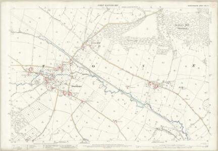 Herefordshire XXXI.12 (includes: Llangernyw; Peterchurch) - 25 Inch Map
