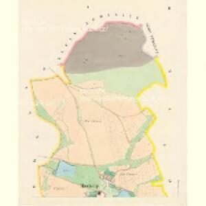 Miecholup - c4581-1-001 - Kaiserpflichtexemplar der Landkarten des stabilen Katasters