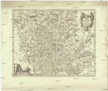 Gouvernement general du duché de Bourgogne, comté de Bresse, pays de Bvge Valromey, et Gex &c
