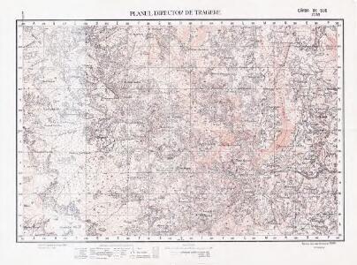 Lambert-Cholesky sheet 2566 (Gârda de Sus)