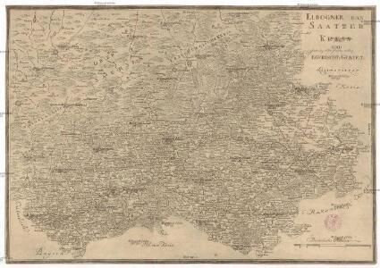 Elbogner dan Saatzer Kreis und Egerische-Gebiet