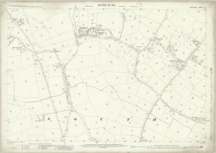 Middlesex I.11 (includes: South Mimms) - 25 Inch Map