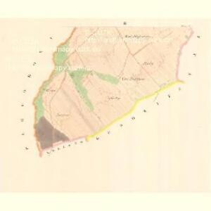 Babitz - m0018-1-002 - Kaiserpflichtexemplar der Landkarten des stabilen Katasters