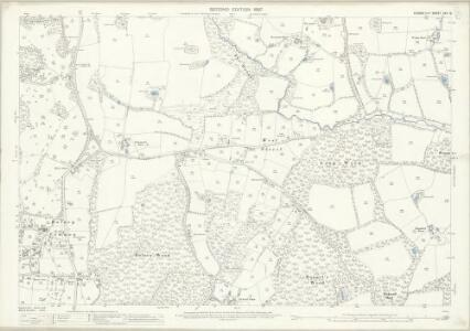 Sussex XXV.12 (includes: Bolney; Cuckfield Rural) - 25 Inch Map