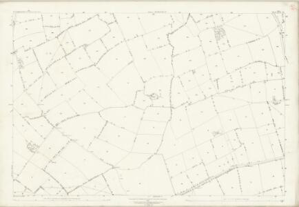 Nottinghamshire XLVII.14 (includes: Hickling; Kinoulton) - 25 Inch Map