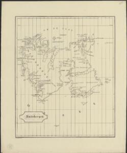 Kaart der Noordelyke Yszee volgens de waarnemingen van vroegere Nederlandsche zeelieden : de west kust van Nova Zembla, verbeterd naar de waarnemingen van de kapt. luit. Litke in 1823 ; behoorende tot de door het Provinciaal Utrechtsch Genootschap bekroonde verhandeling van R.G. Bennet en J. van Wyk Rz. ; R. van Wyk Jac.zn. del.