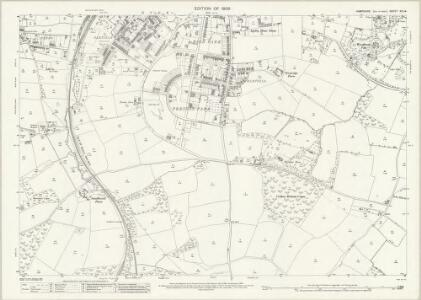 Hampshire and Isle of Wight XCI.14 (includes: Brading; Ryde) - 25 Inch Map