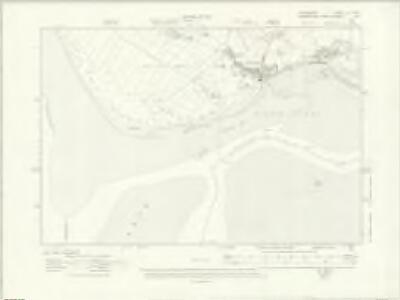 Lancashire XV.NW - OS Six-Inch Map