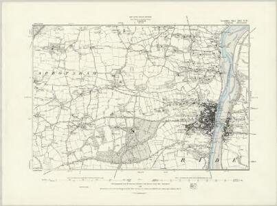 Devonshire XV.NE - OS Six-Inch Map