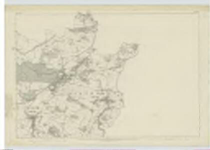 Renfrewshire, Sheet XIII - OS 6 Inch map