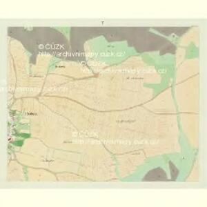 Hossin - c2235-1-005 - Kaiserpflichtexemplar der Landkarten des stabilen Katasters