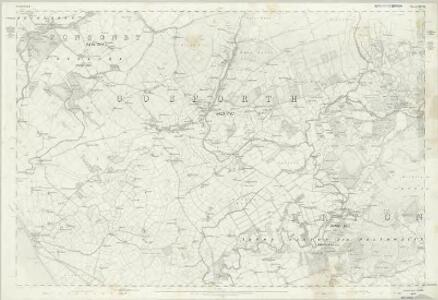 Cumberland LXXVIII - OS Six-Inch Map