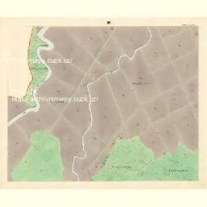 Strassnitz - m2902-1-003 - Kaiserpflichtexemplar der Landkarten des stabilen Katasters
