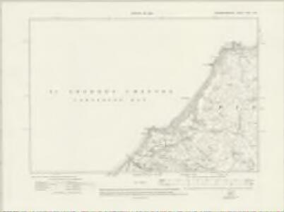Caernarvonshire XXXII.NW - OS Six-Inch Map