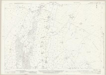 Yorkshire CCXV.9 (includes: Wadsworth) - 25 Inch Map