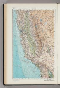 211.  California.  The World Atlas.
