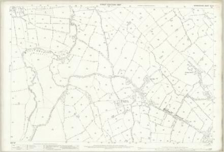 Warwickshire XX.15 (includes: Balsall; Barston) - 25 Inch Map