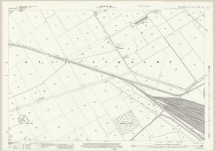 Lincolnshire XIII.7 (includes: Immingham; North Killingholme; South Killingholme) - 25 Inch Map