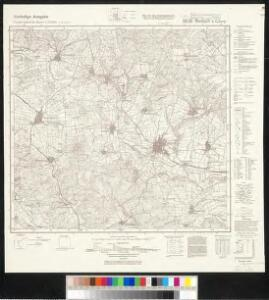 Meßtischblatt 5630 : Rodach b. Coburg, 1943
