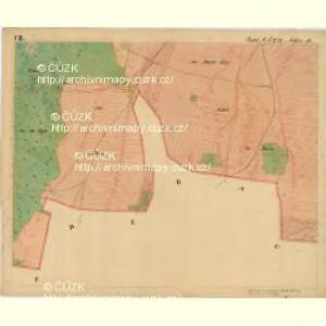 Nuesiedl - m2070-1-007 - Kaiserpflichtexemplar der Landkarten des stabilen Katasters