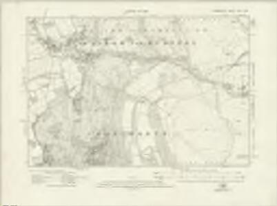 Derbyshire XXIV.NW - OS Six-Inch Map