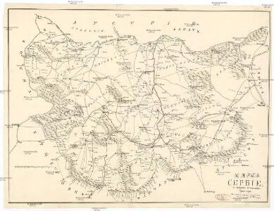 Karta Serbije