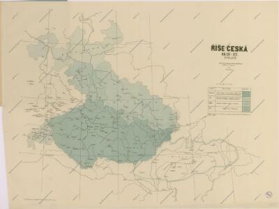 Mapa historického vývoje Československého státu (od XIV. do XIX. století)