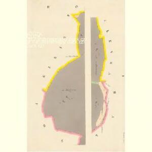 Rzakom - c6675-1-001 - Kaiserpflichtexemplar der Landkarten des stabilen Katasters