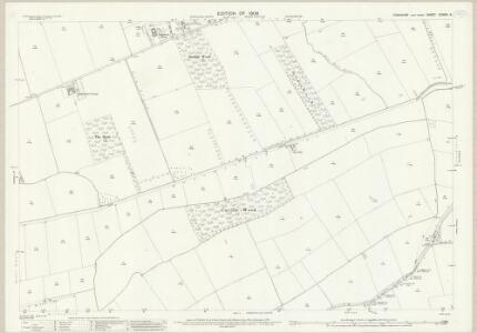 Yorkshire CCXXIII.9 (includes: Eastrington; Spaldington; Wressle) - 25 Inch Map