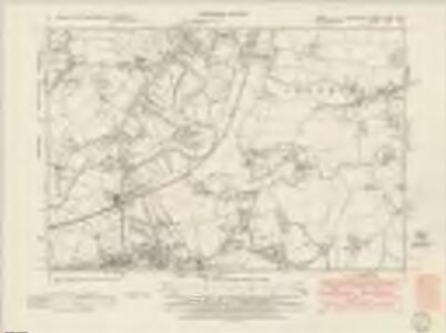 Essex nXLII.SW - OS Six-Inch Map