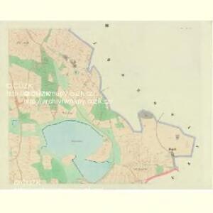 Michow - c4777-1-003 - Kaiserpflichtexemplar der Landkarten des stabilen Katasters
