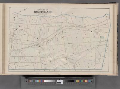 Essex County, Left Page Plate: [Part of township of Montclair] / by and under the supervision of Roger H. Pidgeon.