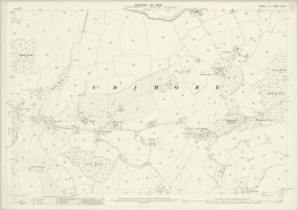 Sussex XLV.9 (includes: Peasmarsh; Udimore) - 25 Inch Map